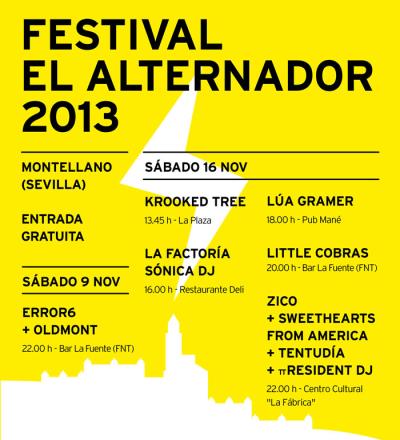 El Alternador 2013